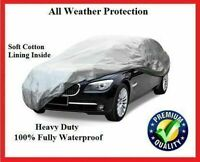PORSCHE CAYENNE 03-09 WATERPROOF LUXURY PREMIUM CAR COVER COTTON LINED HEAVYDUTY
