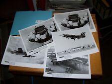 FIAT PRESS PHOTOGRAPHS F104S G222 G91Y SATELLITE (4)