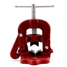 """Rohr- Spanner Schraubstock Rohrschraubstock 1"""" 25 4mm MEISTER 5136200"""
