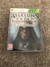 Assassin's Creed: Brotherhood X360 Auditore Edition (Mint, Sealed)