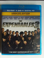 The Expendables 3 (Blu-ray No DVD, 2014)