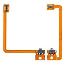 L R Left Right Shoulder Trigger Button Switch Flex Cable Set for Nintendo 3DS XL