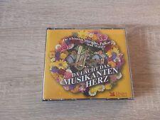 Da Lacht Das Musikanten Herz -- Die schönsten Märsche,Polkas und Walzer -- 5 CD
