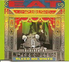EAT BLEED ME WHITE + HADDLYANNDAN PROMO CD SINGLE ON FICTION 1993