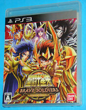 Saint Seiya Brave Soldiers - Sony Playstation 3 PS3 - JAP Japan