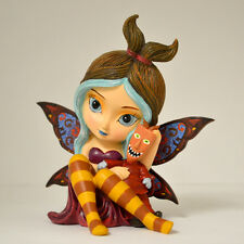 Jasmine Becket-Griffith JBG NIGHTMARE BEFORE CHRISTMAS – LOCK Fairy Figurine NEW