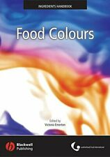 Food Colours: Leatherhead Ingredients Handbook , Emerton Hardcover+=