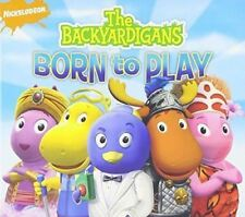 The Backyardigans: Born to Play [New & Sealed] CD