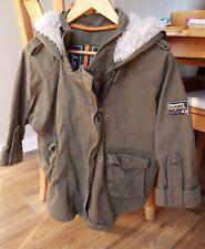 Great Looking 'Superdry' Regiment On Duty Oversized Saint Womens Jacket. Size S