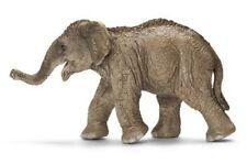 Figura de elefante Bebé Asiático 8 cm serie animales salvajes Schleich 14655