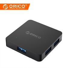 ORICO Portable USB 3.0 HUB 4 Ports Desktop Charging Hub Adapter For Phone Laptop