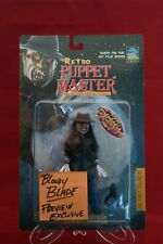 Puppet Master Retro Blade Bloody Previews Exclusive