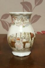 Royal Doulton Poppys Bedroom Bramley Hedge Small Vase  (pt20a)