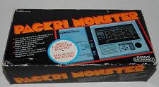 *VINTAGE BANDAI PACKRI MONSTER (PACMAN) LSI HANDHELD/TABLETOP GAME IN BOX/BOXED*