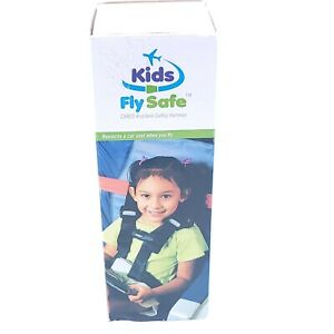 Kids Fly Safe Cares Child Airplane Safety Harness 22-44 Lbs FAA Approved
