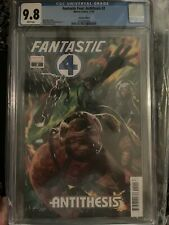 Fantastic Four Antithesis #2 Acuna 1:50 Variant CGC 9.8