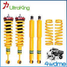 "Toyota Prado 120 Series Shocks + KING Coil Springs 3"" Front & 2"" Rear Lift Kit"