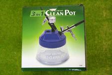 AB610 3 in 1 Clean Pentola per aerografo EXPO Tools