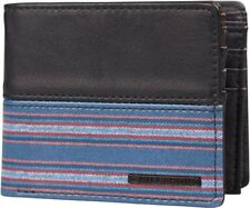 BILLABONG MENS WALLET.NEW FIFTY50 FAUX LEATHER BLUE CARD COIN NOTE PURSE 8W 8 20