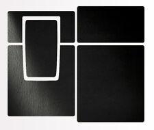 Polaroid SX-70 Belederung SLR-680 Leder black leather skin Ohne Stativloch