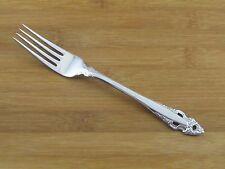 Gorham Pierced Baroque Dinner Fork Stainless Flatware Silverware