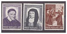 VATICANO 1960 - SAN VINCENZO DE' PAOLI SERIE  NUOVA  **