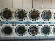 Qty 10 machines Wascomat Td30X30 Stack Dryer, 30Lb, Coin, 120V, natural gas