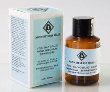 ASDM Beverly Hills Medcial Grade New Glycolic Acid Peel 70% 1oz/30ml