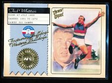 Ted Whitten AFL & Australian Rules Football Trading Cards