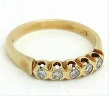 Eternity Natural Fine Diamond Rings