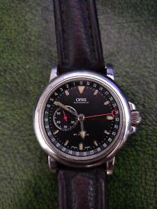 Mens oris automatic watch