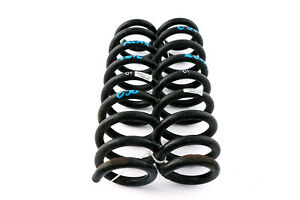 BMW 3 Series E90 C1 Rear Left Right N/O/S Coil Spring Suspension Set