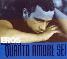 Eros Ramazzotti Quanto amore sei (1997) [Maxi-CD]