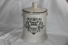 1 Fortnum & Mason Spice Importers Tea Dealers Jar Caddy
