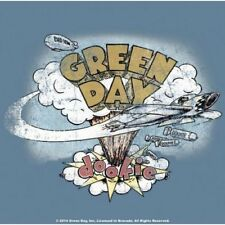 Green Day Dookie Logo individual Coaster Cork Bebidas Banda mercancía oficial