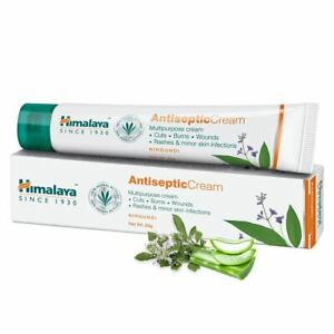 5 PC x 20 Gram Himalaya Wellness Antiseptic Cream for fungal skin infections