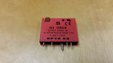 OPTO 22 G4 ODC5 Module Relay Output 60VDC 3A Motor rating 60VDC 1.5A