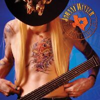 Johnny Winter ‎– Live Bootleg Series Vol. 7 (2015) Limited 180g Red Vinyl LP NEW