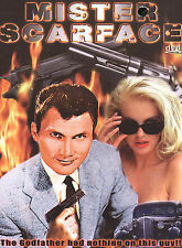 Mister Scarface (DVD, 2004) Usually Ships in 12 Hours!!!