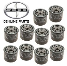 For Toyota 86 Scion FR-S/BRZ Set of 10 Pieces Oil Filter Spin on w/ Gaskets