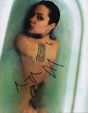 "~~ ANGELINA JOLIE Authentic Hand-Signed ""SEXY & BEAUTIFUL"" 11x14 Photo B~~"