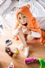 Anime Himouto! Umaru-chan Cosplay Cloak Hoodie Kigurumi Coat Winter Quilt