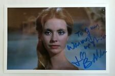 More details for judi bowker hand signed 6 x 4 photo autograph clash of the titans