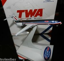 Dragon Wings CRS002 TWA Trans World American Airlines Merger Boeing 717 N2417F