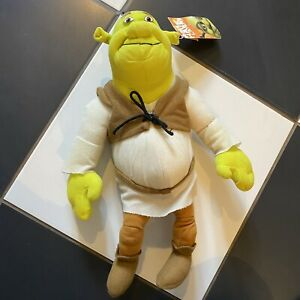SHREK '2'- 2004 - Shrek Soft Toy - By Play by Play - New With TAGS - Vintage