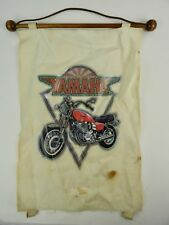 1979 Yamaha XS Eleven Special motorcycle T-Shirt Sample Printed on cloth wall