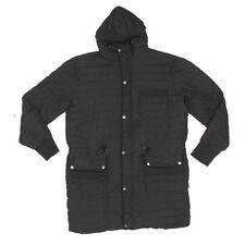 Henrik Vibskov Long Down Parka Coat Black Winter Jacket Denmark Medium $880.00