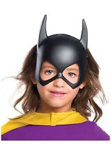 Batgirl Mask DC Comics Superhero Girls Fancy Dress Halloween Costume Accessory