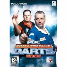 PDC World Championship Darts 2008 - PC CD - New & Sealed