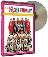 King Family: Classic Television Specials Collection, DVD Region 1
